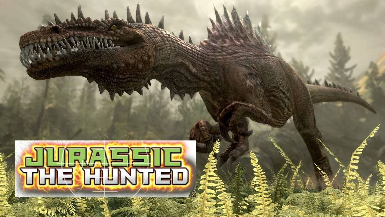Jurassic: The Hunted, Chaotic: Shadow Warriors & Fracture running on the Xenia Xbox 360 emulator
