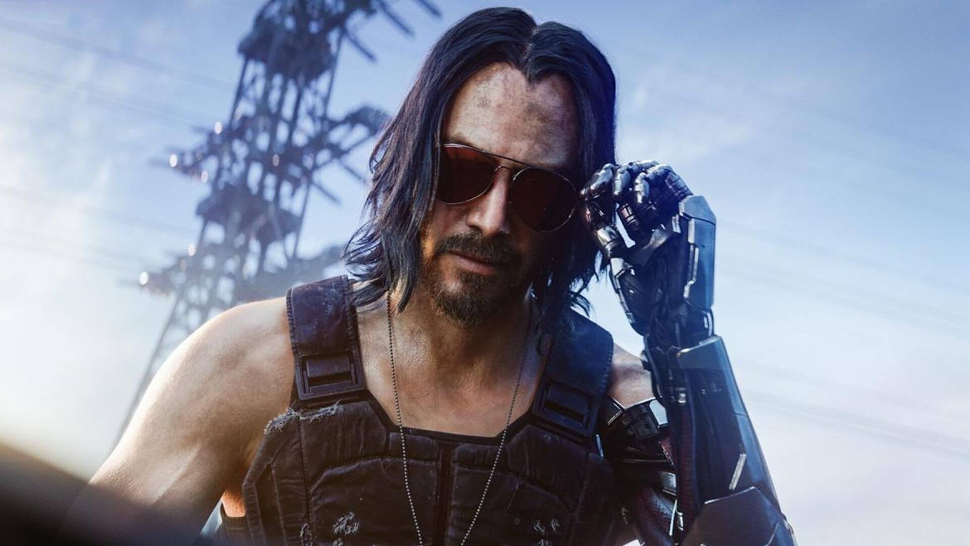 Keanu Reeves terá uma participação maior no Cyberpunk 2077