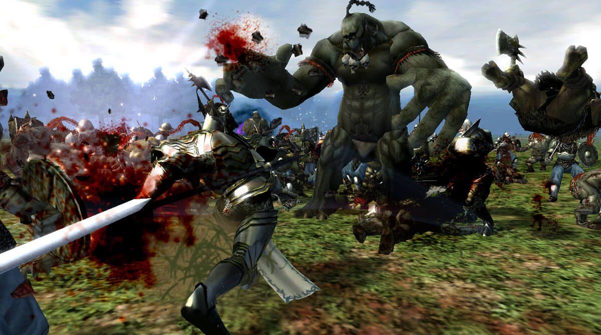 Kingdom Under Fire: The Crusaders está chegando ao PC em ...