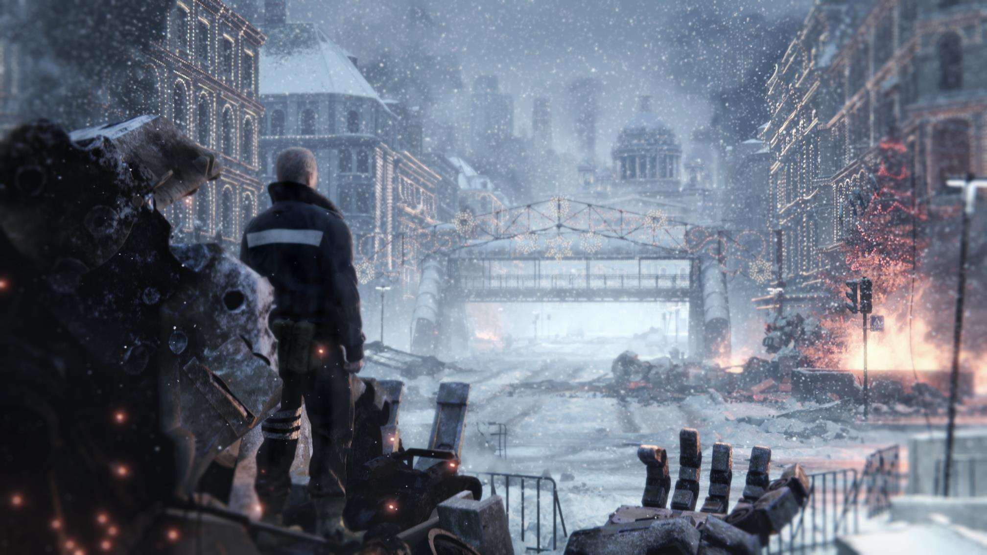 LEFT ALIVE looks like a PS3/Xbox 360 game, performs horribly, has Very Negative reviews on Steam