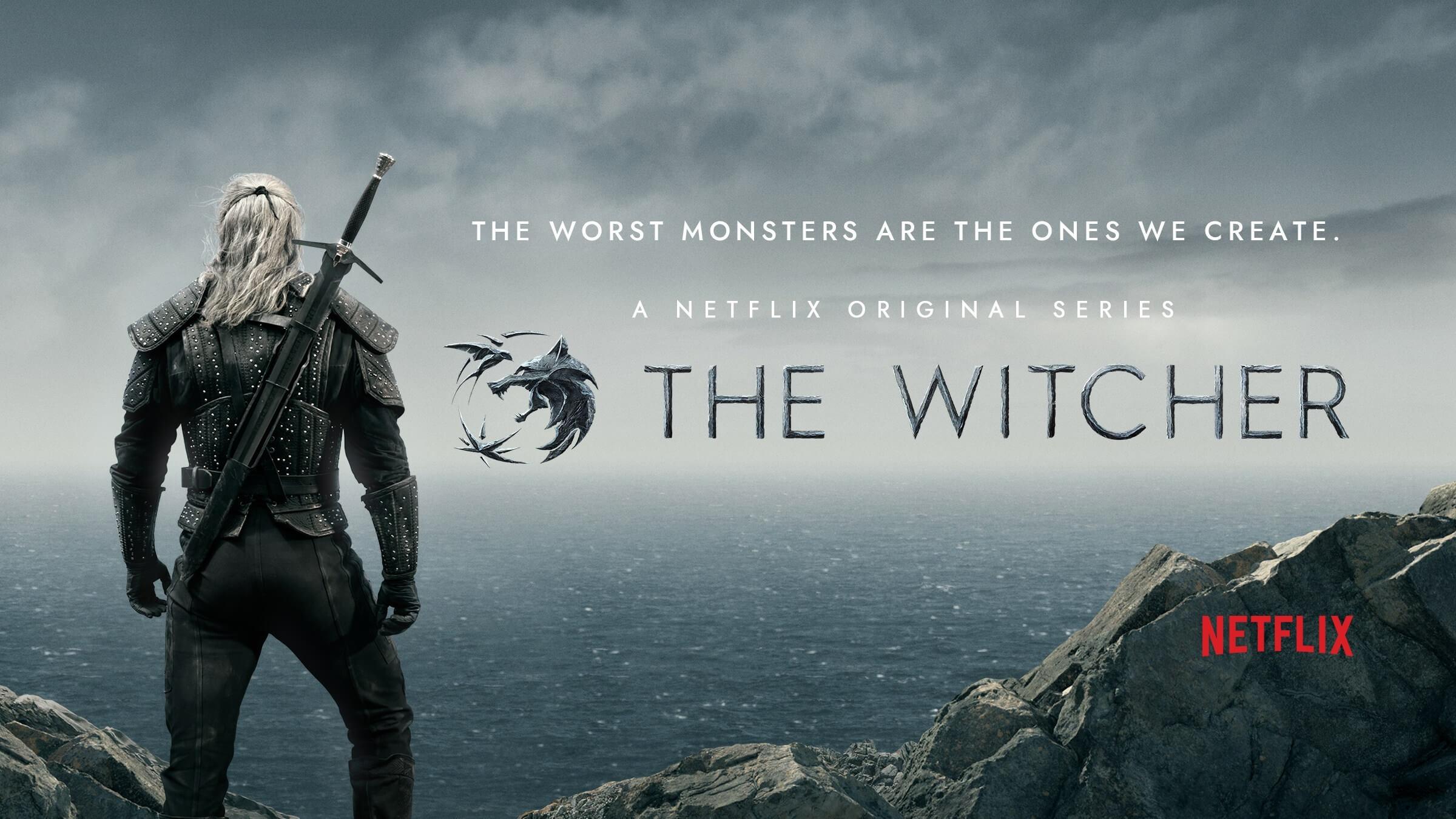 Lançado o teaser oficial de The Witcher da Netflix