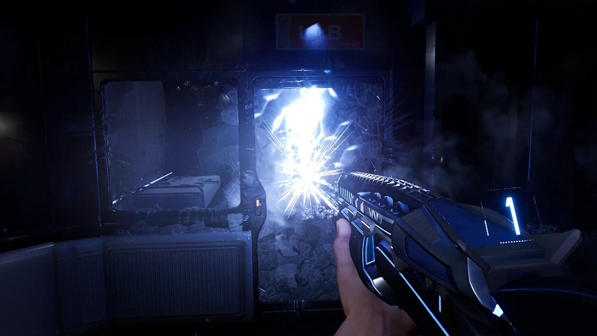 Lançamento da demo do jogo de sobrevivência em primeira pessoa do horror sci-fi, Shadows of Kepler