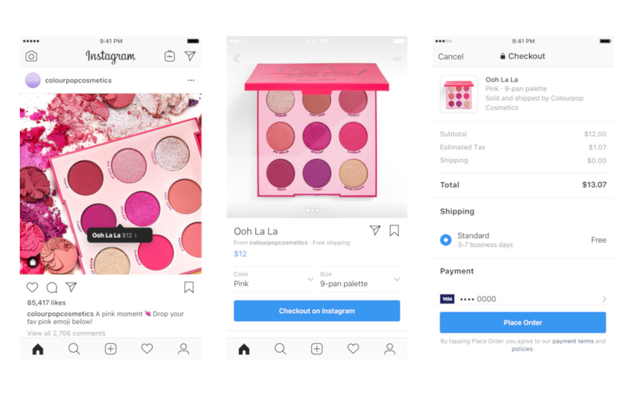 Instagram Checkout launches so you won't have to leave the app