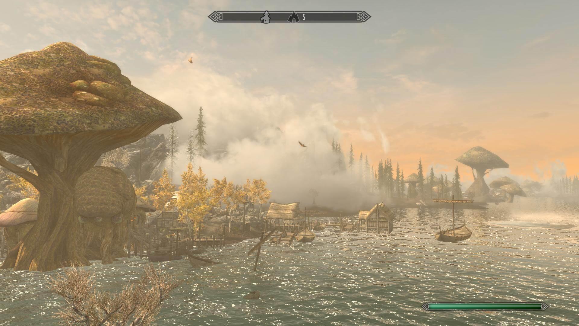 Land of Vominhem, expansão de fãs inspirada em The Witcher 3 para The Elder ...