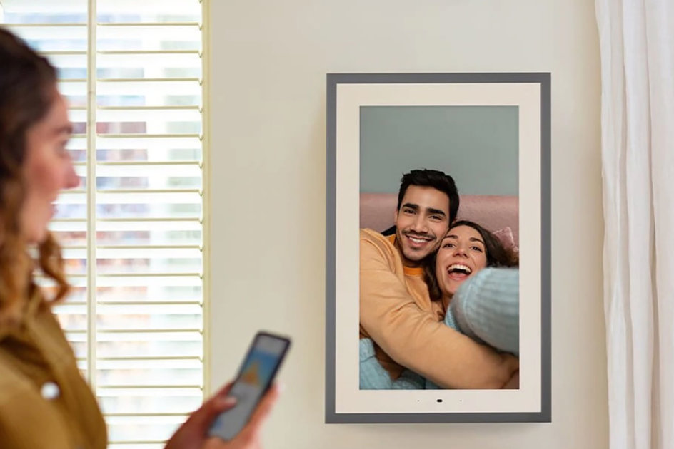 Lenovo Smart Frame será lançado no Indiegogo com até 50% ...