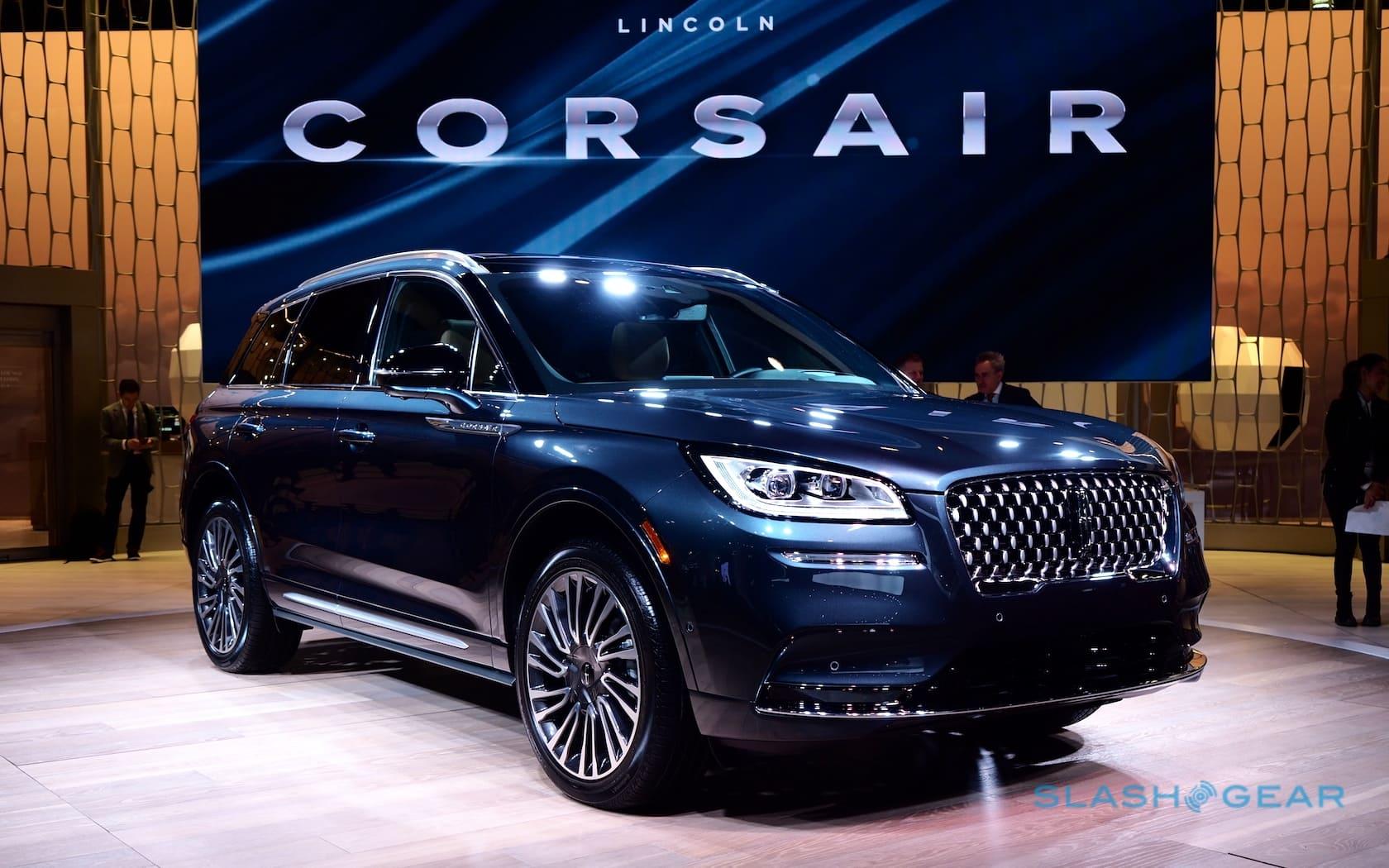 Lincoln Corsair 2020 traz estilo Navigator para crossover de luxo