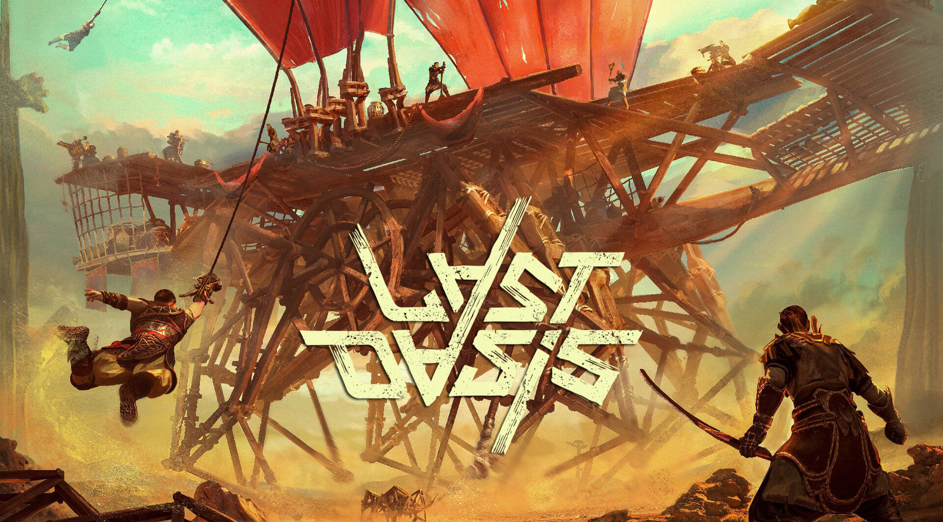 MMO de sobrevivência nômade Last Oasis chegará ao Steam Early Access ...