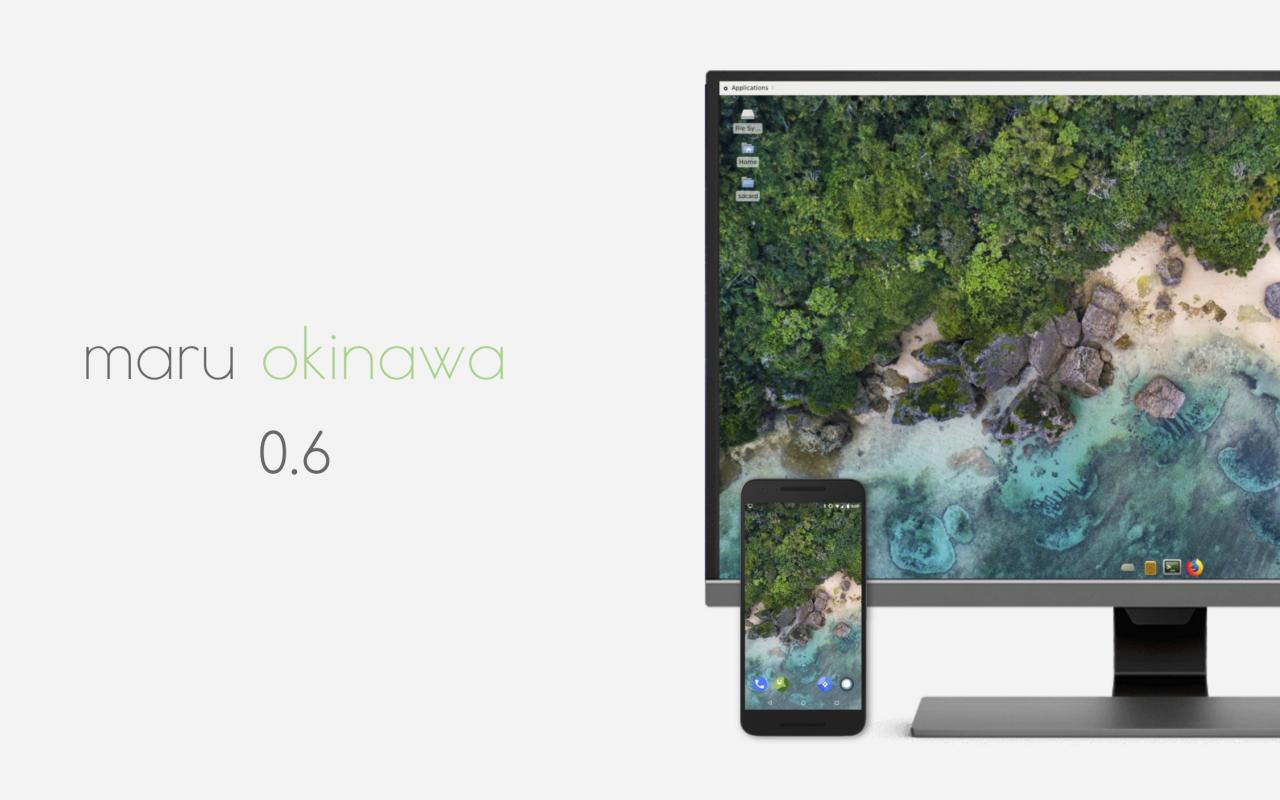 Maru OS 0.6 brings updated Android/Linux convergence to more phones