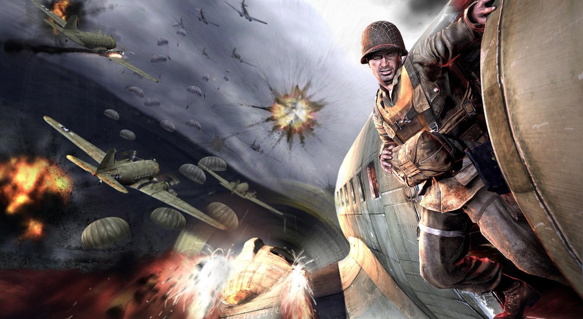 Medal of Honor: Airborne Redux Mod lançado, apresenta opções de FOV, melhor ...