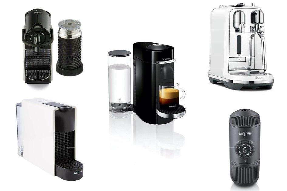 Melhor máquina de café Nespresso 2020: obtenha sua correção baseada em cápsulas todas as manhãs