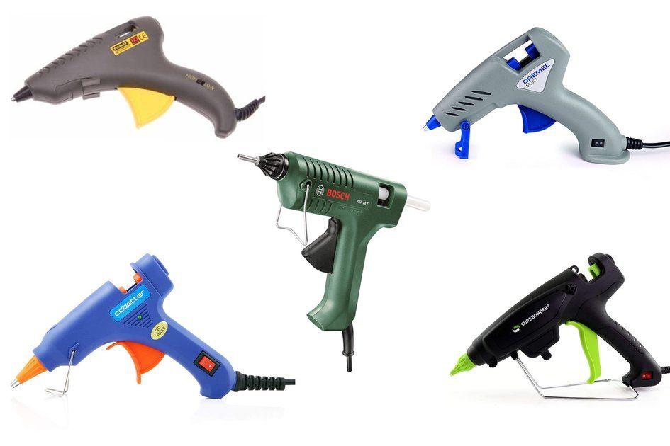 Melhor pistola de cola 2020: cole coisas facilmente com cola quente