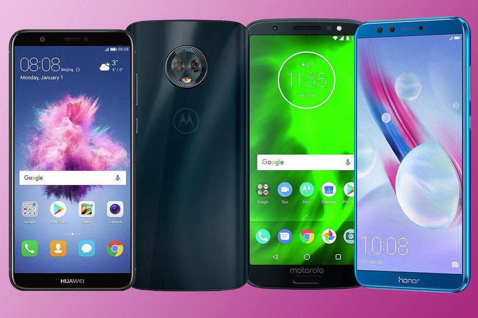 Melhor telefone do orçamento 2020: telefones baratos por US $ 200 / £ 200 ou menos