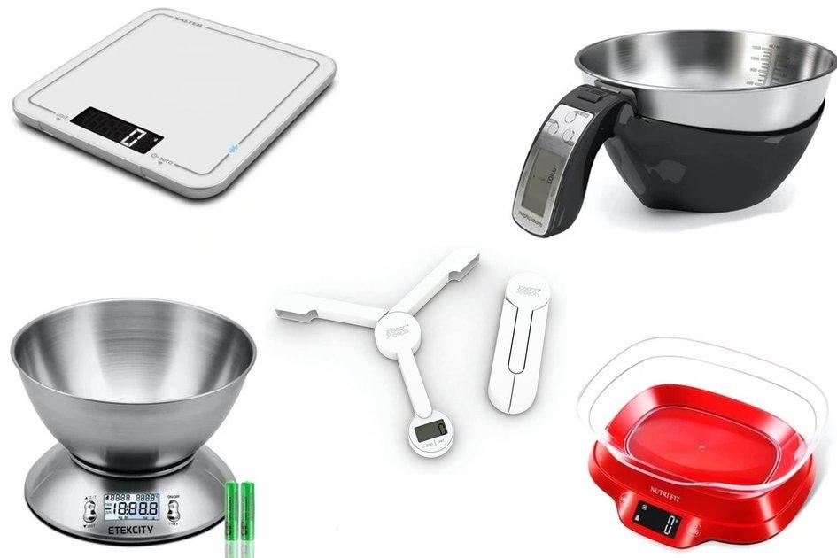 Melhores balanças de cozinha digitais 2020: meça seus ingredientes com precisão