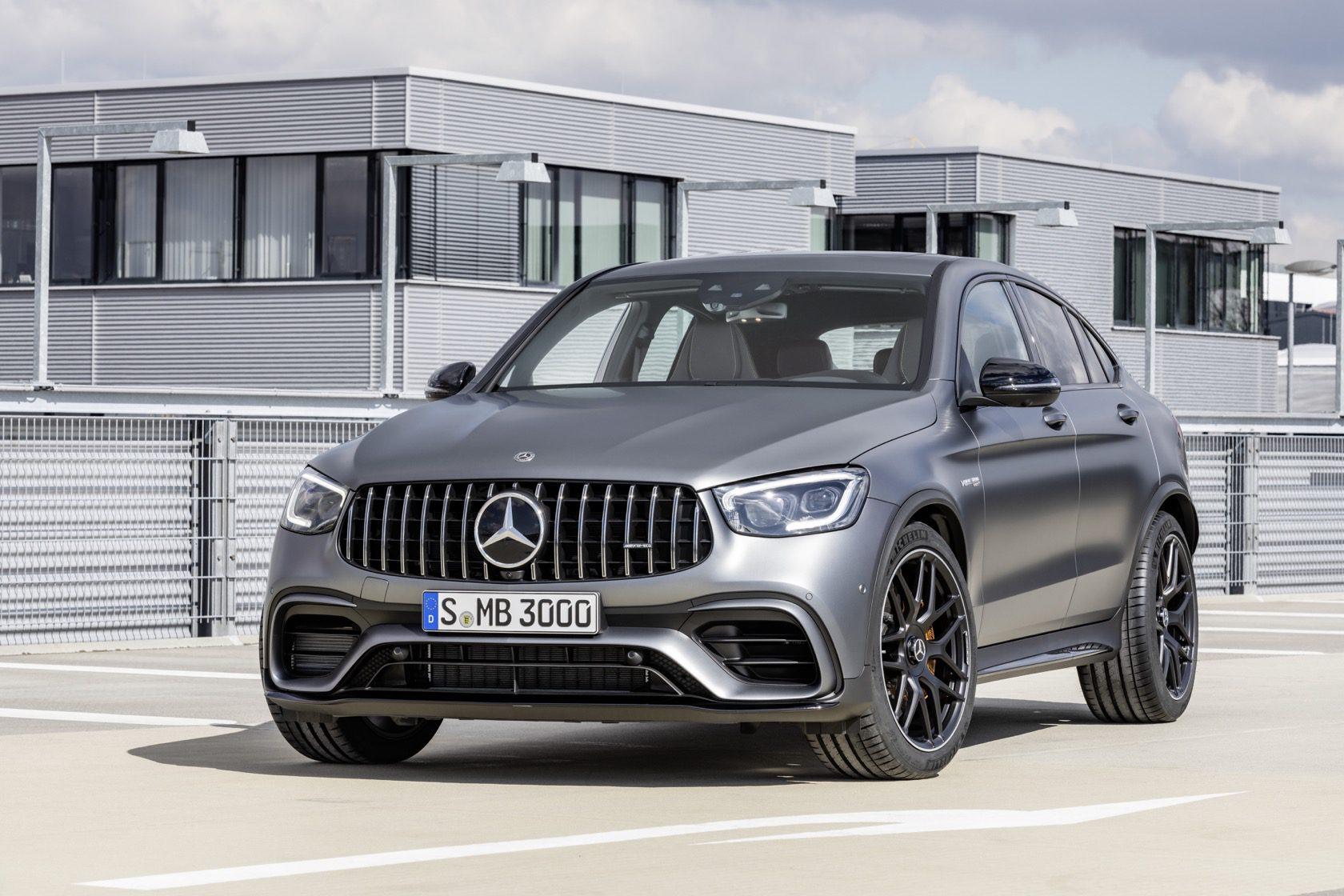Mercedes-AMG GLC 63 2020 SUV e Coupe ganham tecnologia e dinâmica ...
