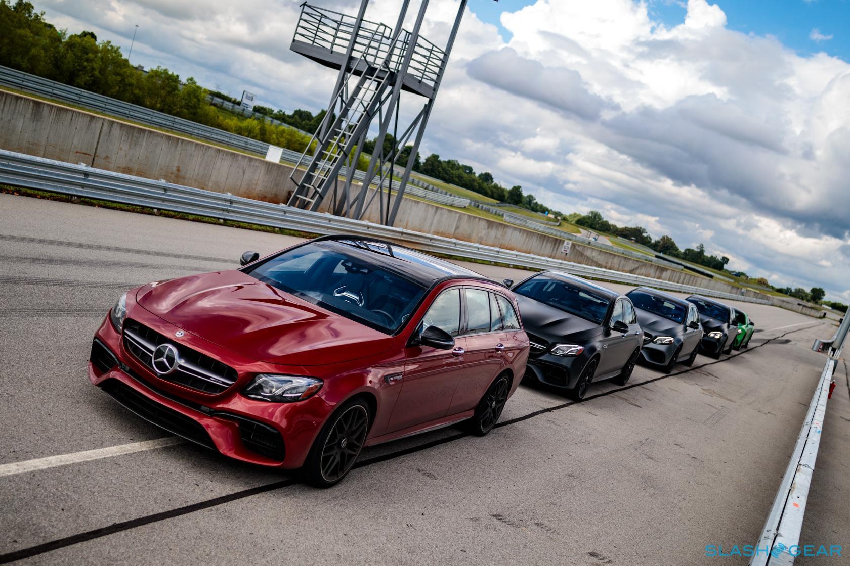 Mercedes-AMG considera abandonar modelos de tração traseira