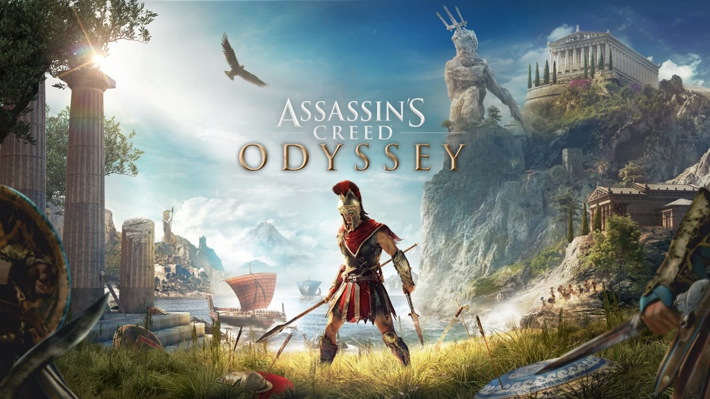 Assassin's Creed Odyssey goes free to play until March 22nd, pre-load available now