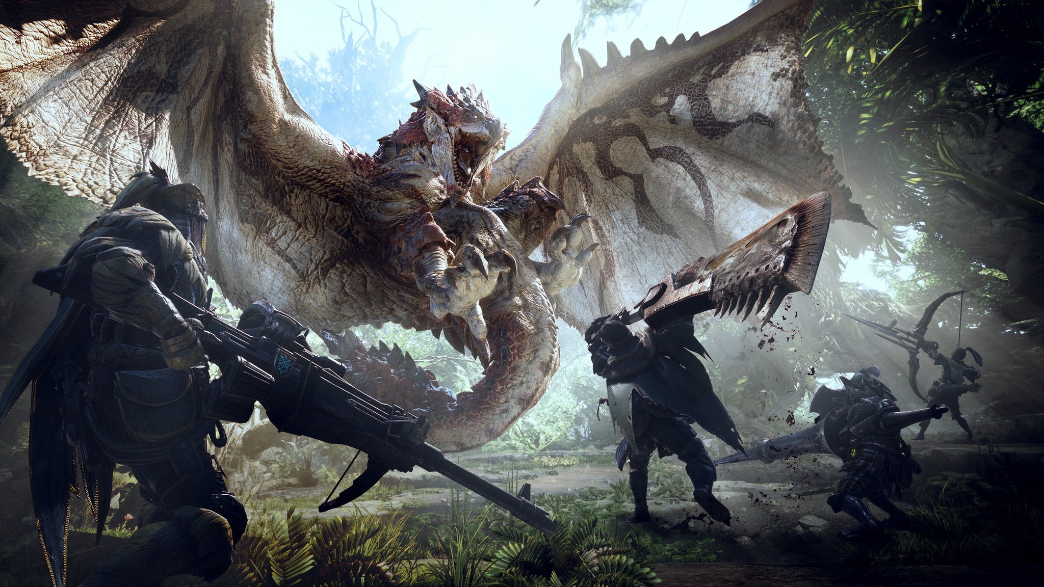 Monster Hunter World PC Patch 11.50.01 fixes bugs and crashes, full patch notes