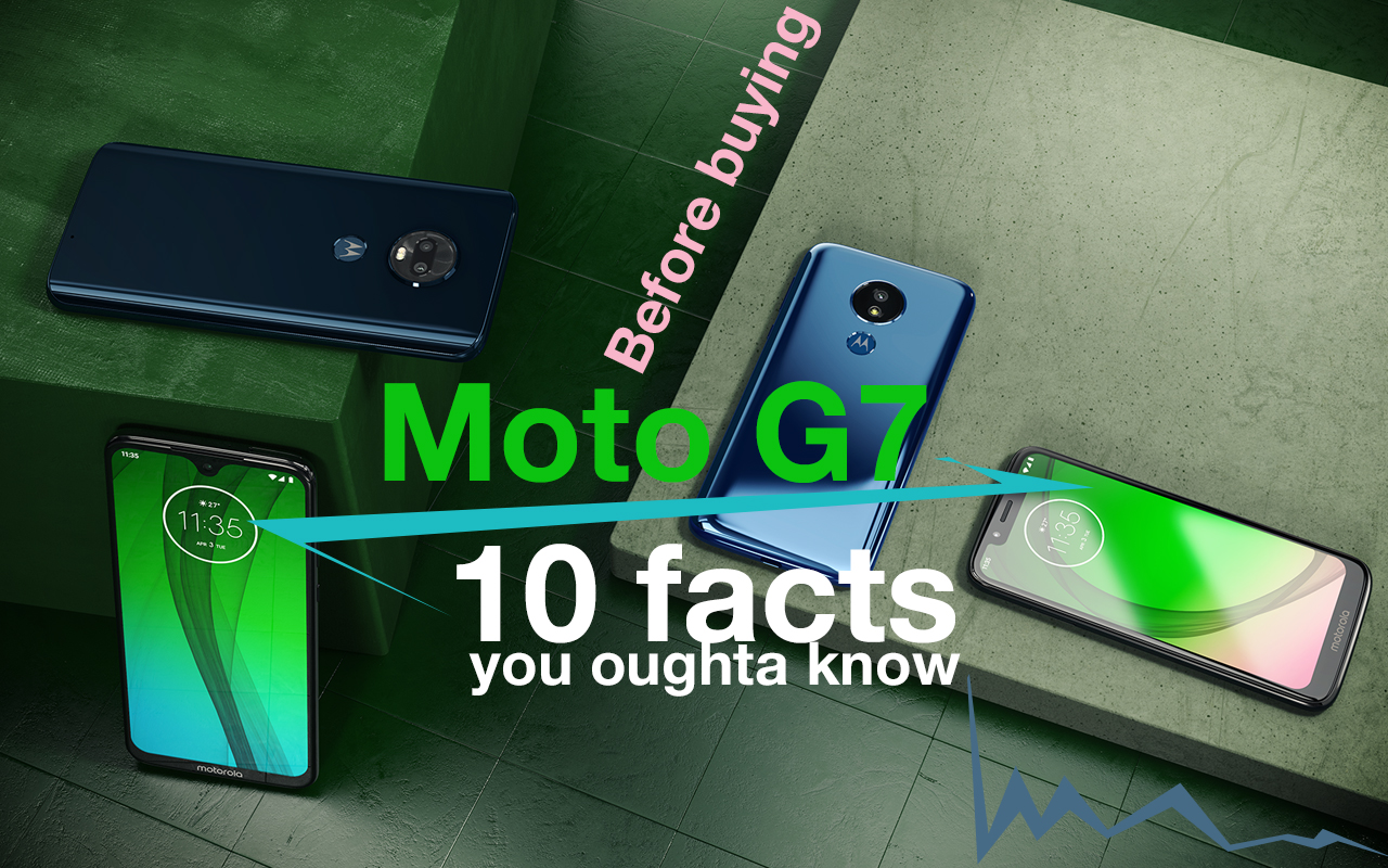 Moto G7: 10 coisas para saber antes de comprar