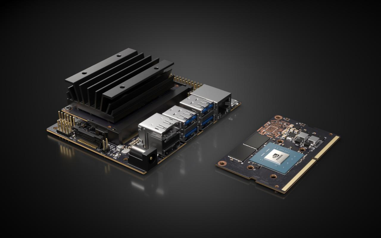 NVIDIA Jetson Nano brings big AI muscles to a palm-sized dev kit