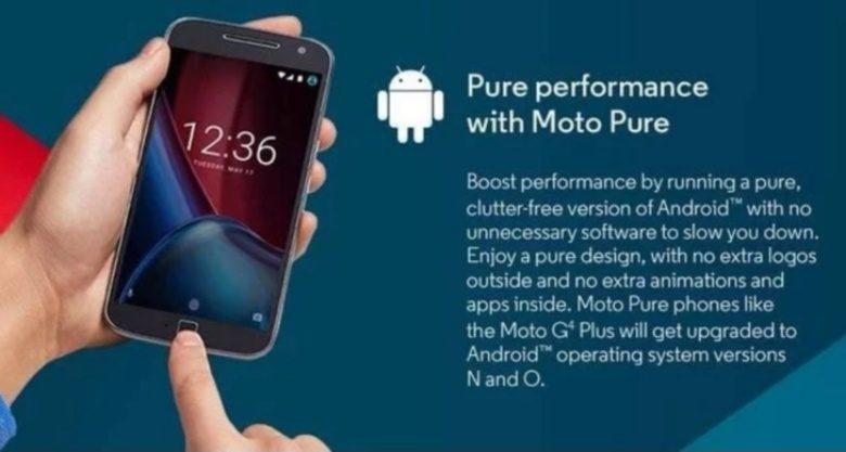 Não, não se parece com o Moto G4 e G4 Plus ...