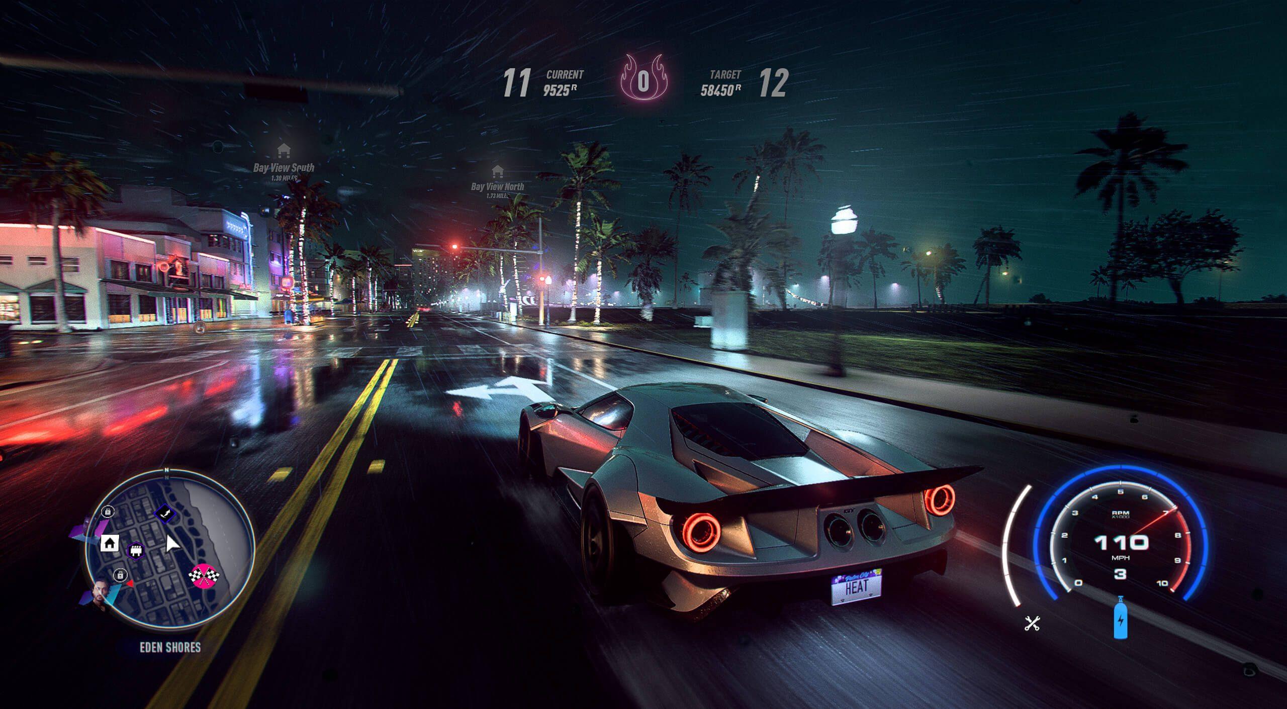 Need for Speed Heat Update 1.5 - Qualidade de vida, desempenho ...