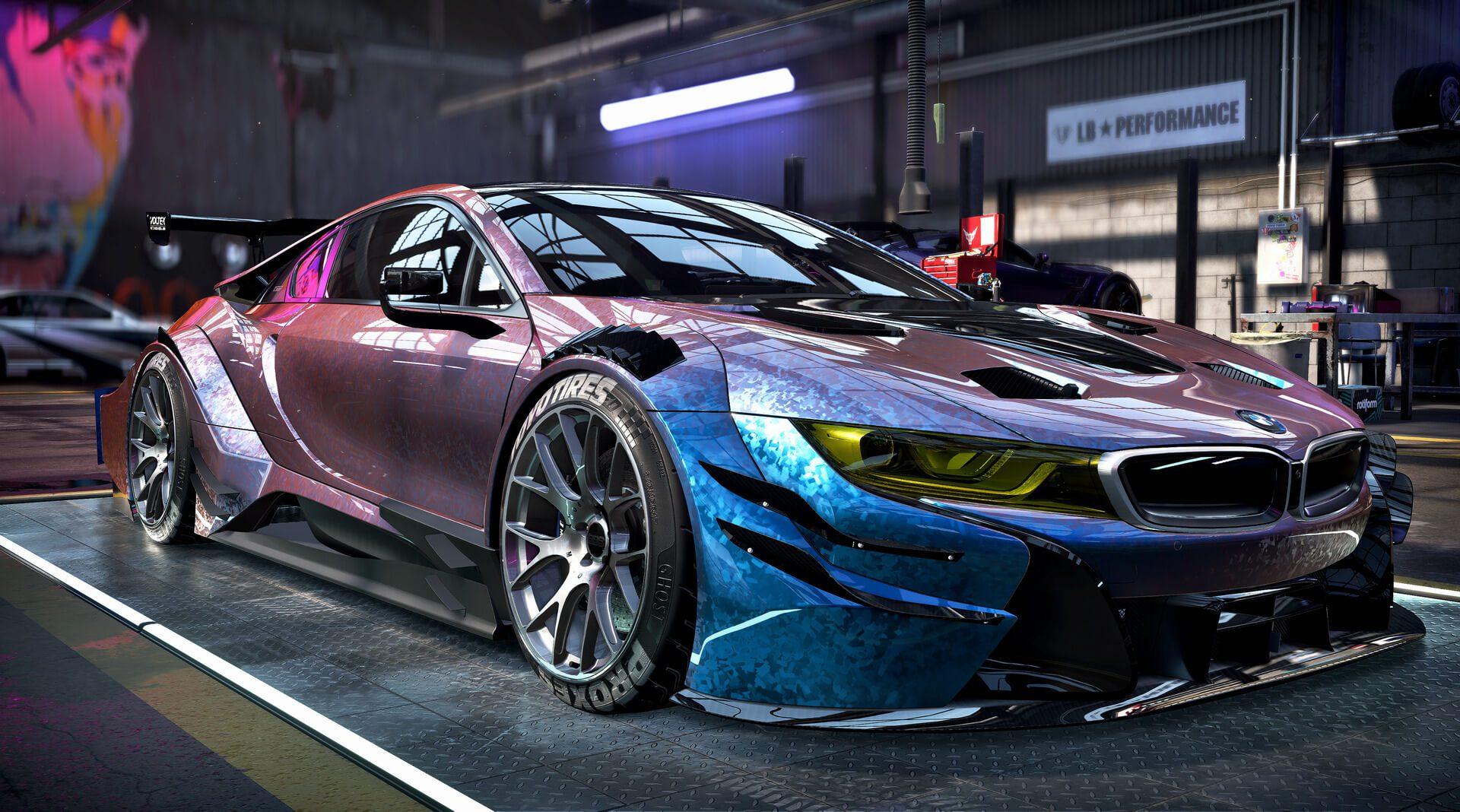 Need for Speed: Análise de Desempenho do PC de Aquecimento