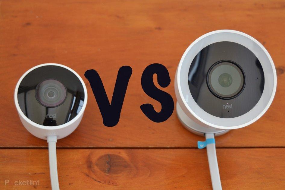 Nest Cam Outdoor vs Nest Cam IQ Outdoor: Qual a diferença?