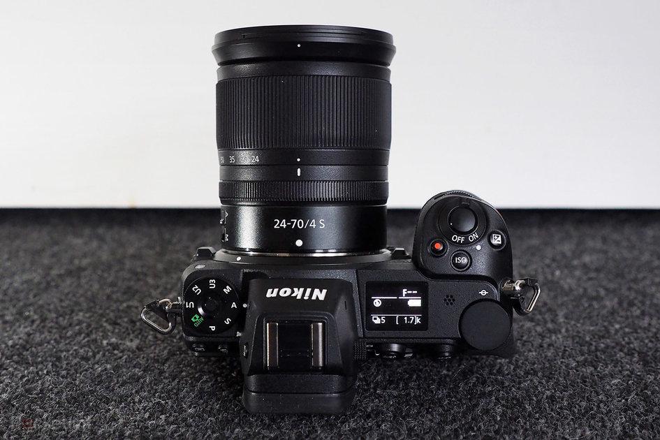 Nikon Z5 e Z30 configuradas para expandir a linha de câmeras sem espelho?