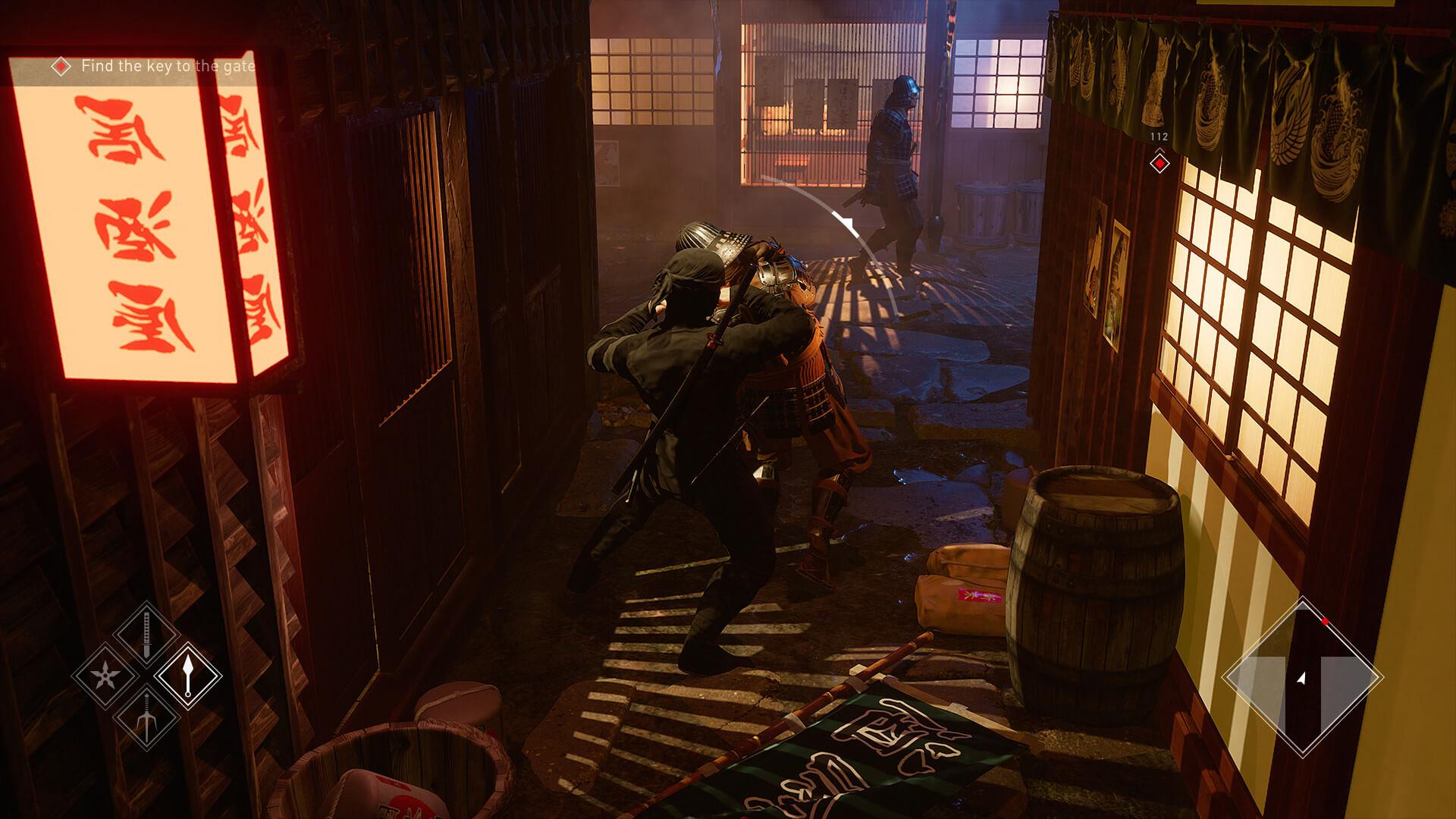 Ninja Simulator é um novo jogo furtivo de aventura e ação para ...