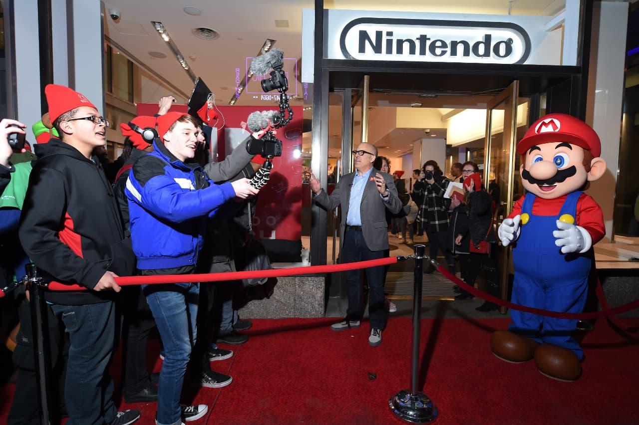 Nintendo Store Japão de entrada: Mais flagships em breve?