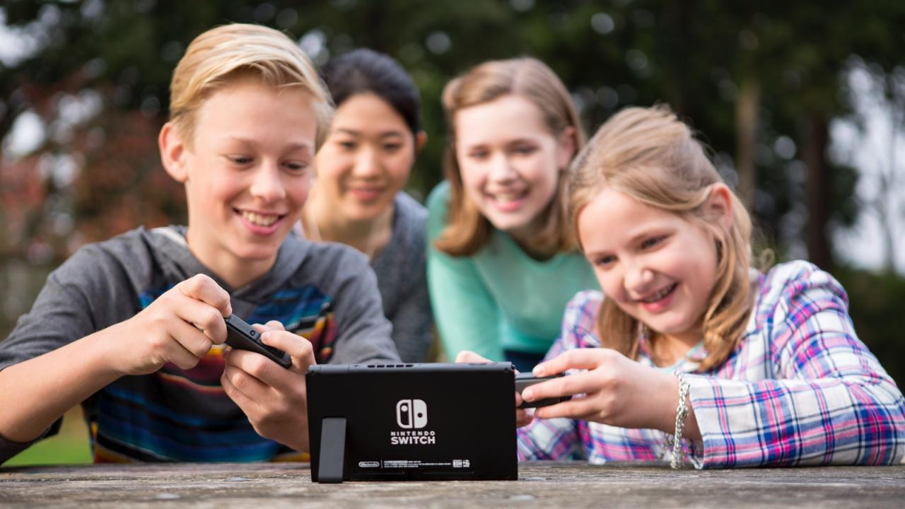 Nintendo Switch venceu PS4 e Xbox One porque tinha como alvo todos