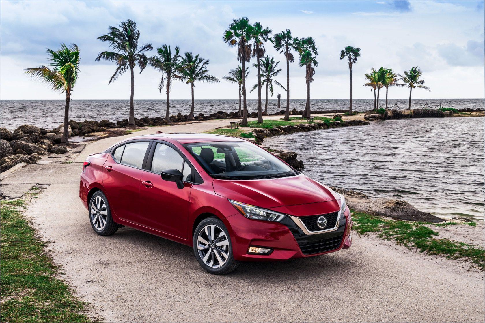 Nissan Versa 2020 adiciona estilo e tecnologia ao subcompacto popular