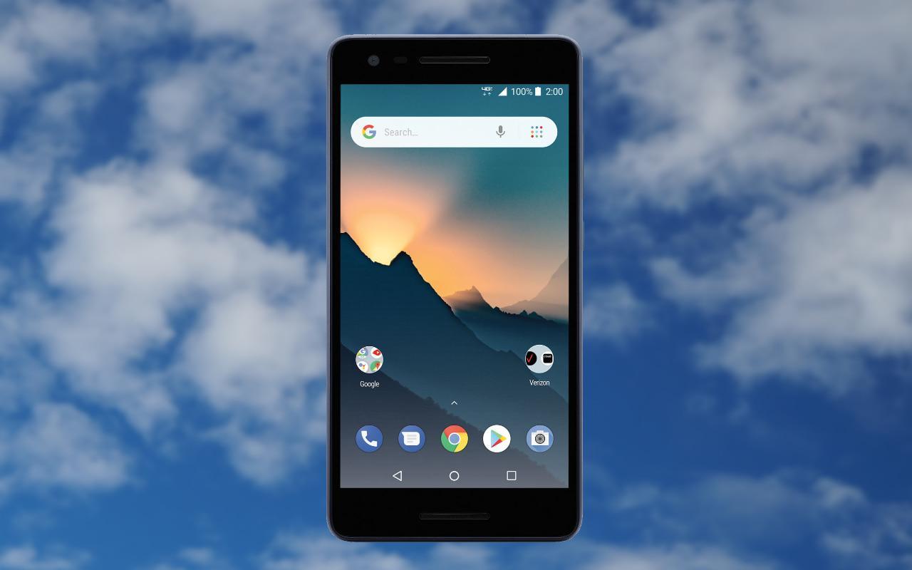 Nokia 2 V é um telefone Verizon Android Oreo Go de US $ 70