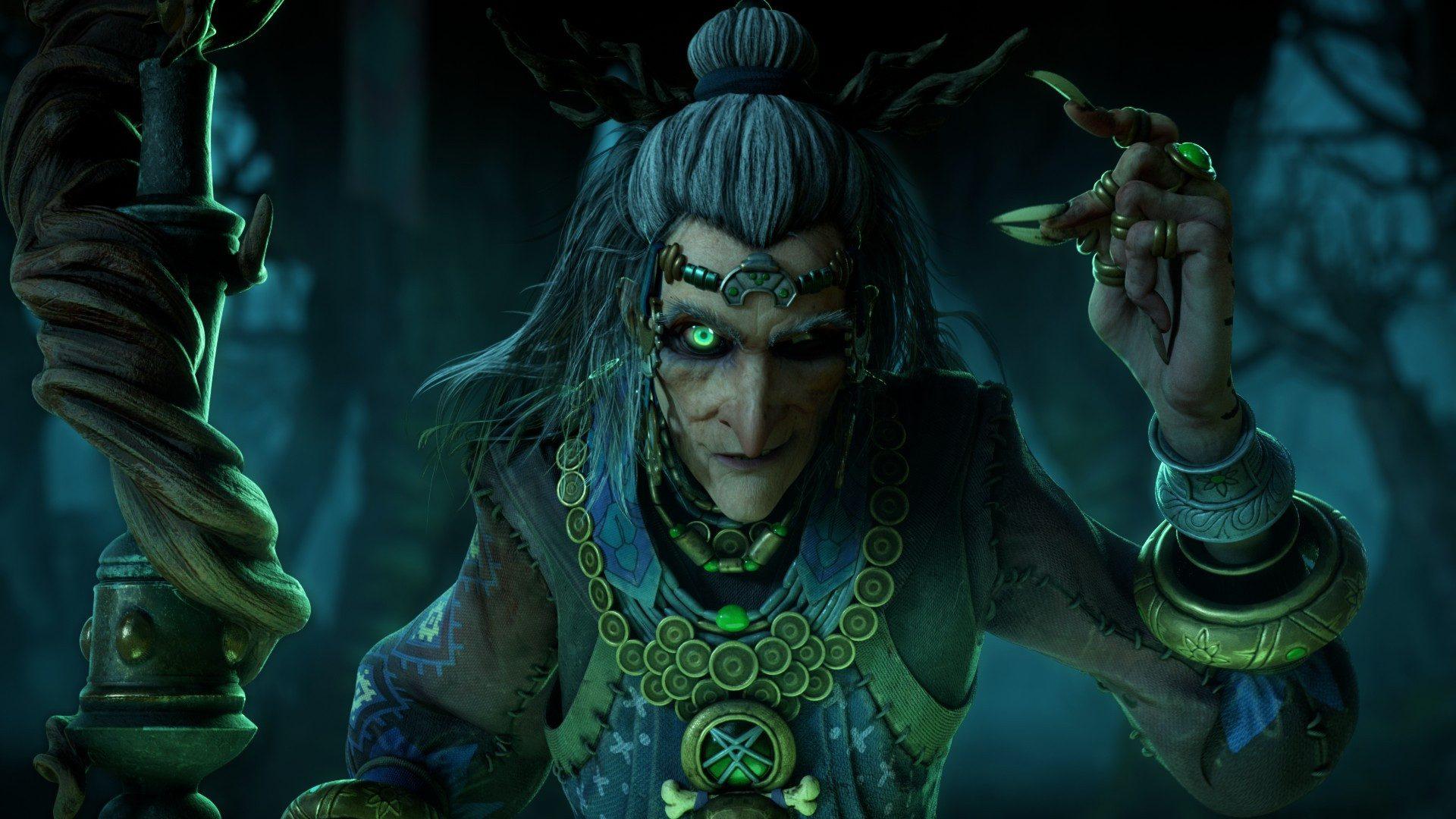 Nova atualização de Smite: Baba Yaga conjura caos no campo de batalha dos deuses