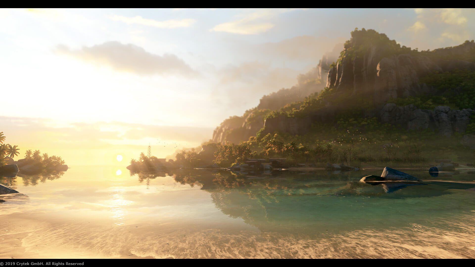 Novas capturas de tela da cena Crysis Remaster que foram apresentadas em ...
