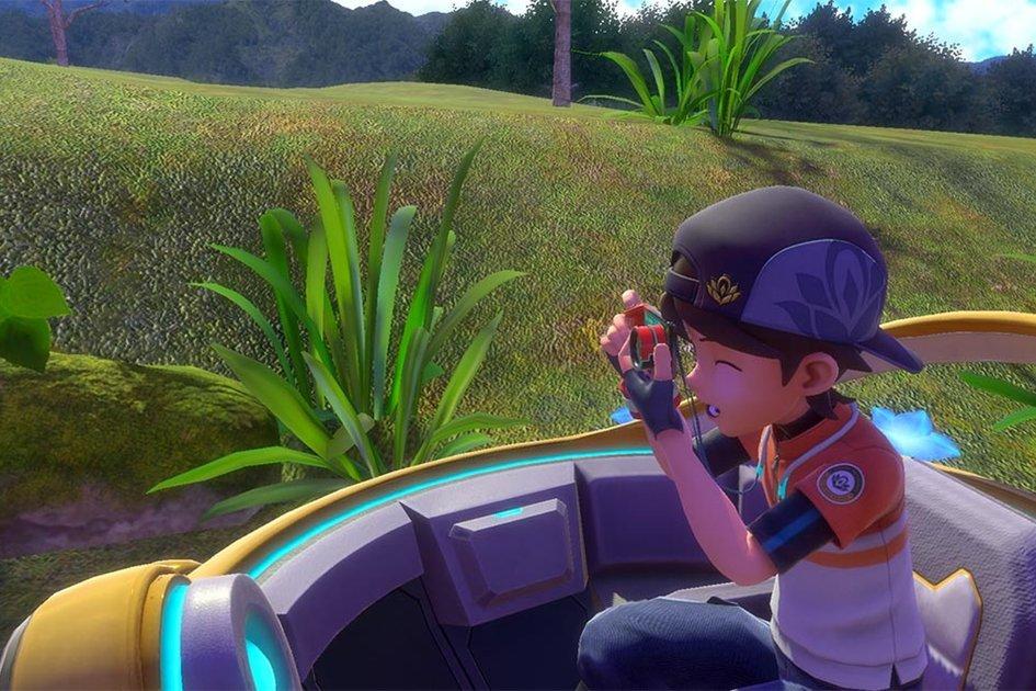 Novo Pokémon Snap em breve no Nintendo Switch, lindo