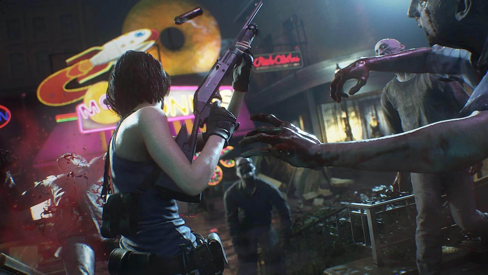 Novo Resident Evil 3: Nemesis detalha a superfície;  mudanças no jogo, elenco, novas ...