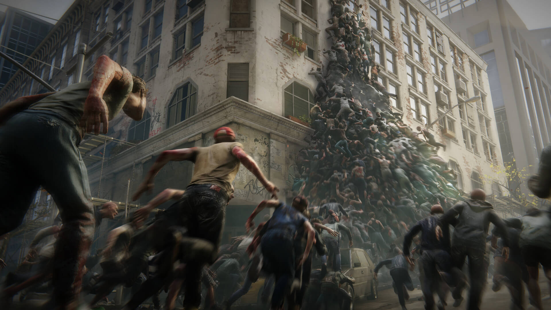 World War Z Six Skulls free update is now available for download