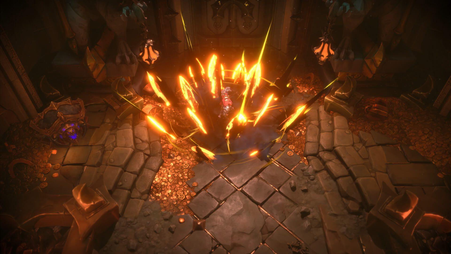 Novo trailer de Darksiders Genesis mostra habilidades e o sistema Creature Core