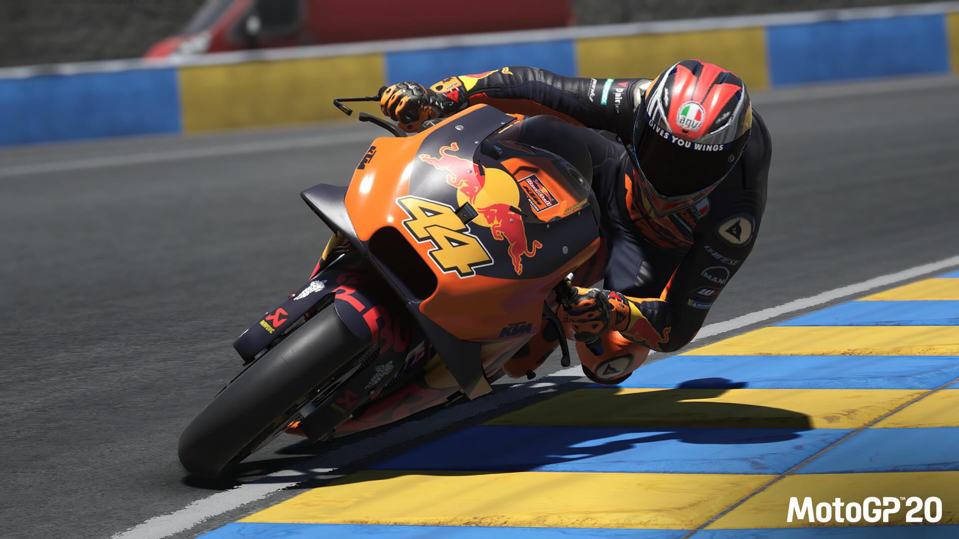 Novo trailer de MotoGP 20 enfoca o Modo Carreira do jogo