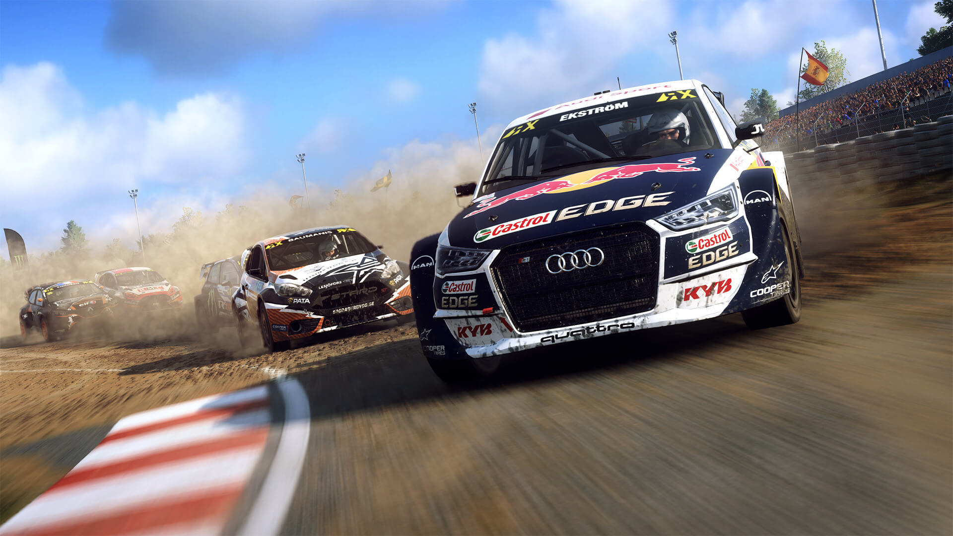 DiRT Rally 2.0 PC Performance Analysis