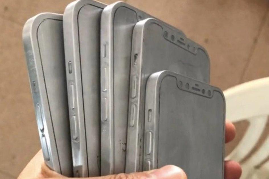 New iPhone 12 leak suggests a more angular design