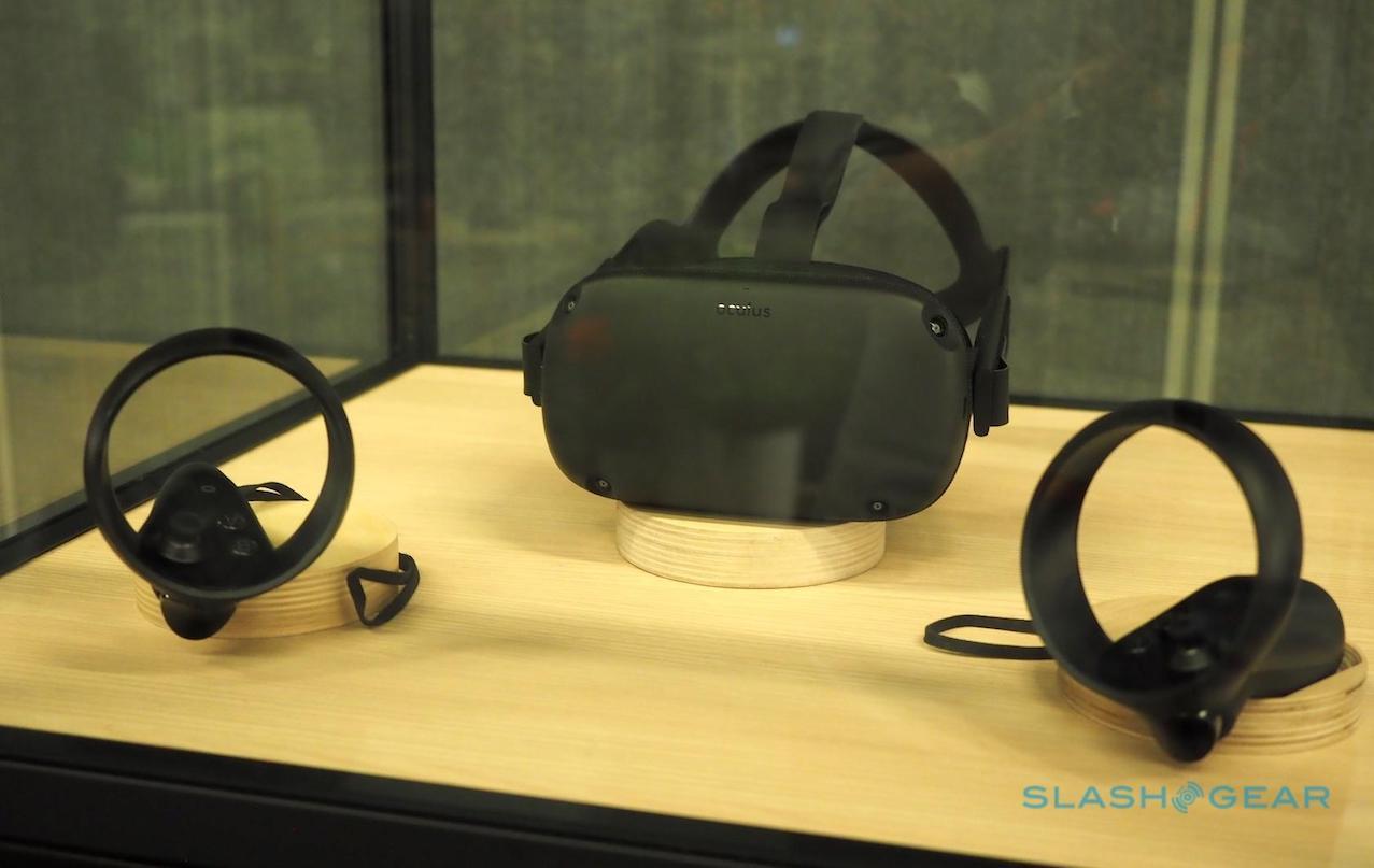 Novos controladores Oculus VR incluem acidentalmente mensagens ocultas bizarras
