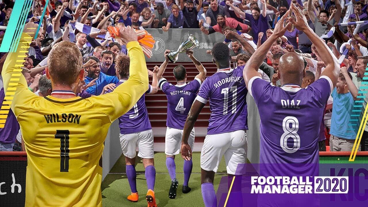 Novos recursos detalhados para o Football Manager 2020;  Gráficos, Centro de desenvolvimento, Clube ...