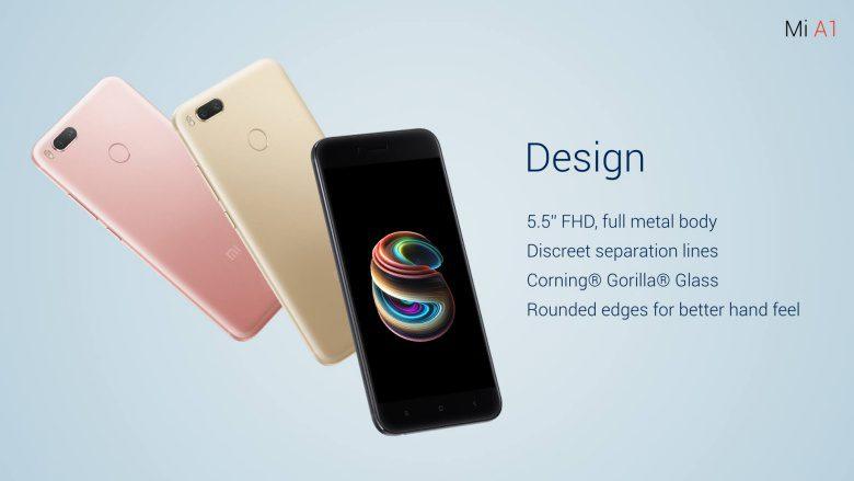 O Android One se tornou popular com a câmera dupla Xiaomi de US $ 235 ...