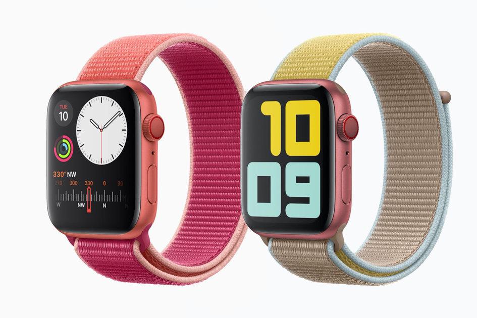 O Apple Watch 6 parece ter rastreamento de sono e sangue ...