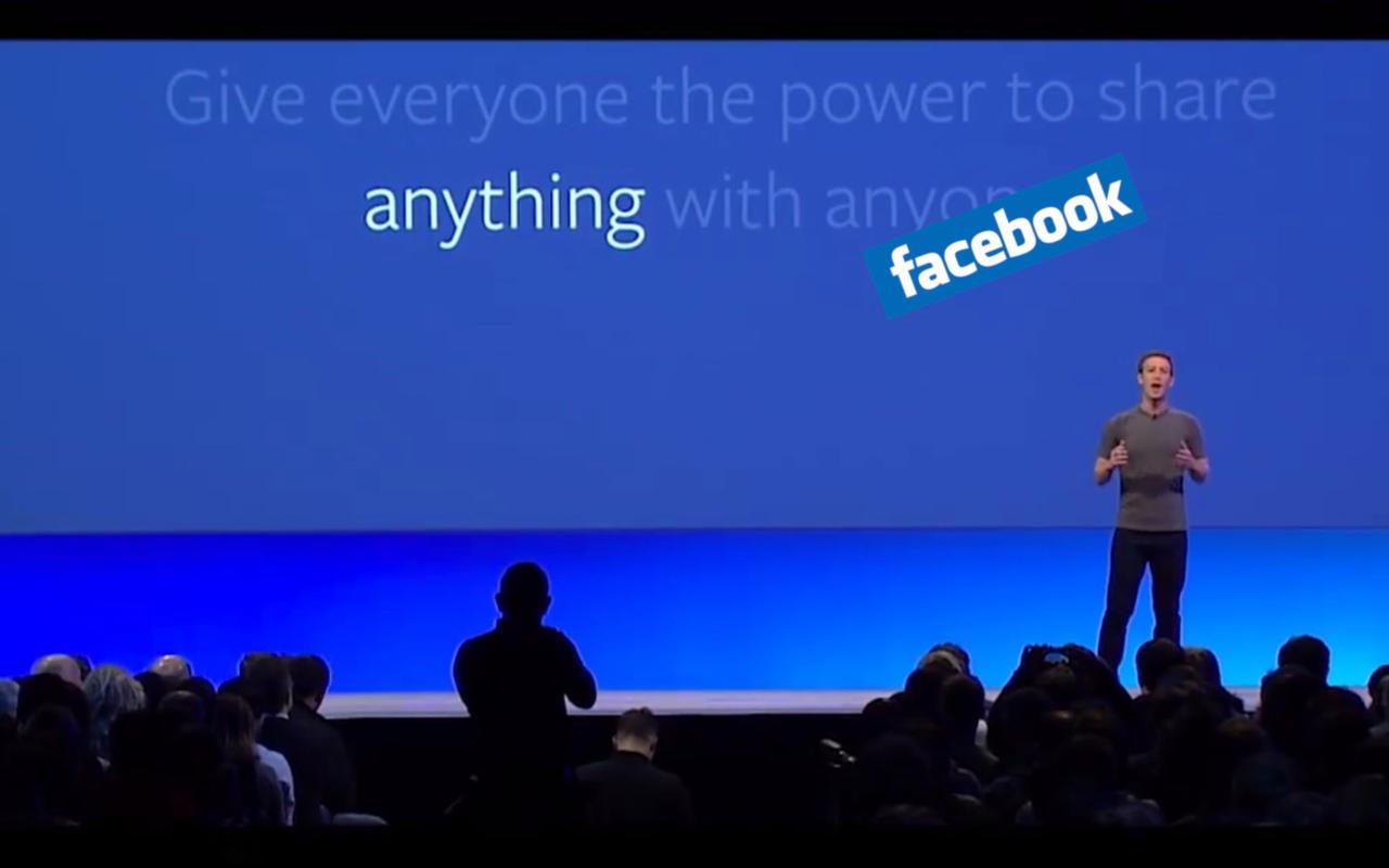 O Facebook carrega os contatos de e-mail dos usuários desde 2016