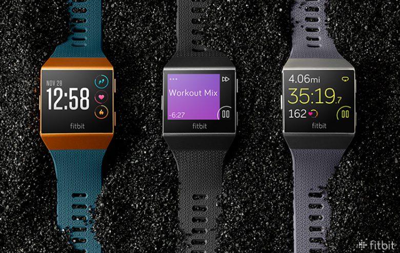 O Fitbit Ionic smartwatch roda o Ionic OS, suporta pagamentos por pulso e ...