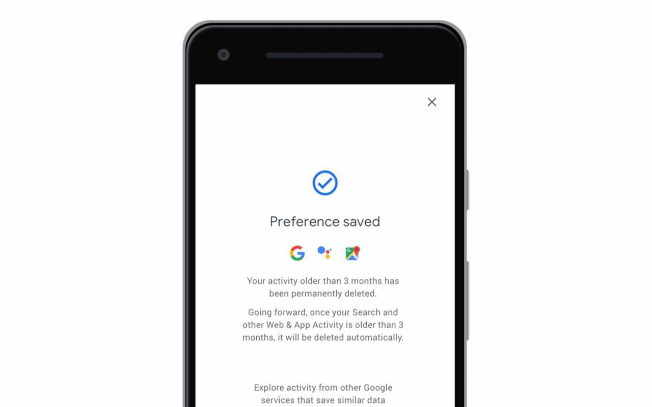 O Google agora permite definir a exclusão automática do histórico de localização e dos dados de atividade