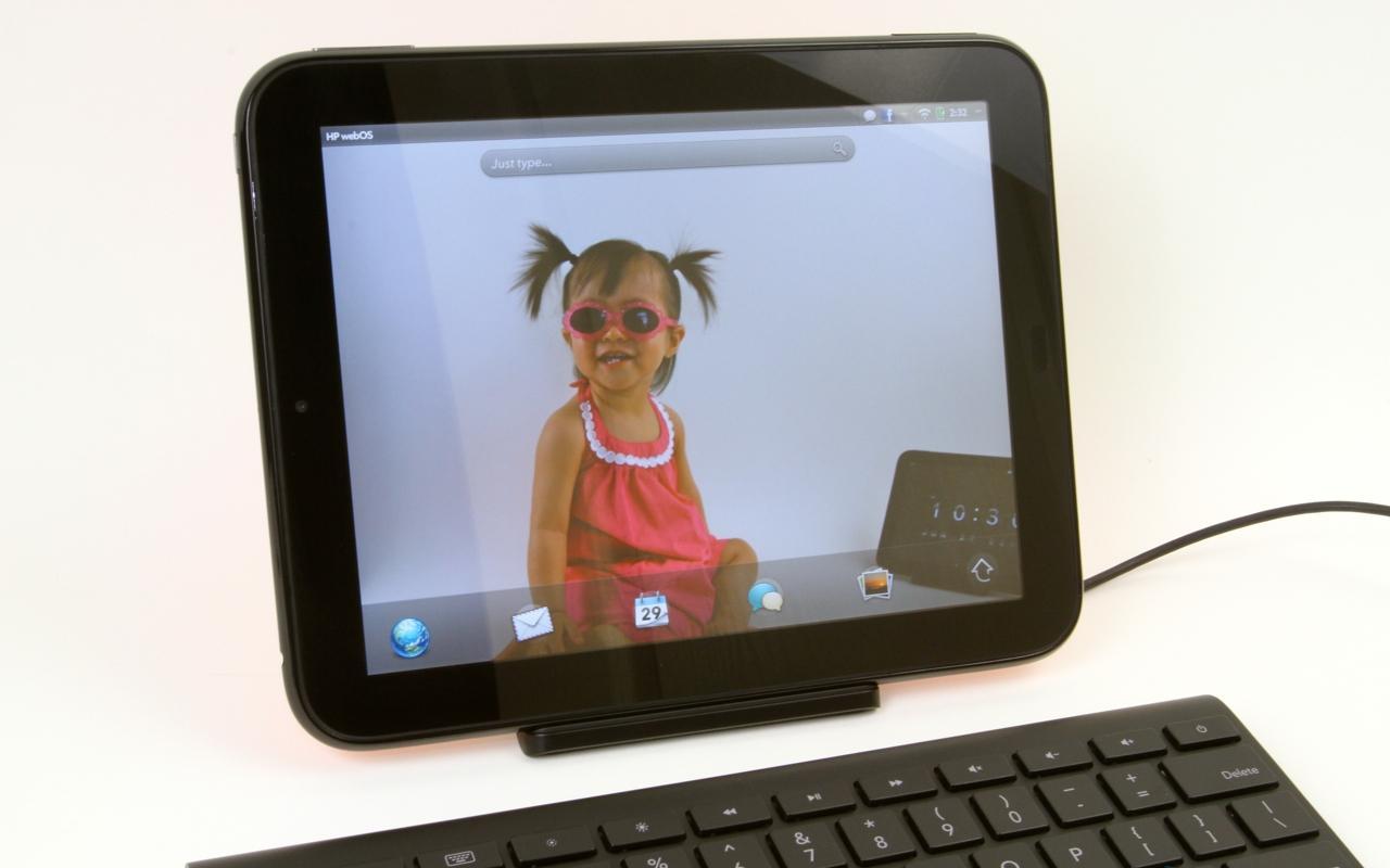 O HP TouchPad ganha mais vida com o Android 9 Pie ...